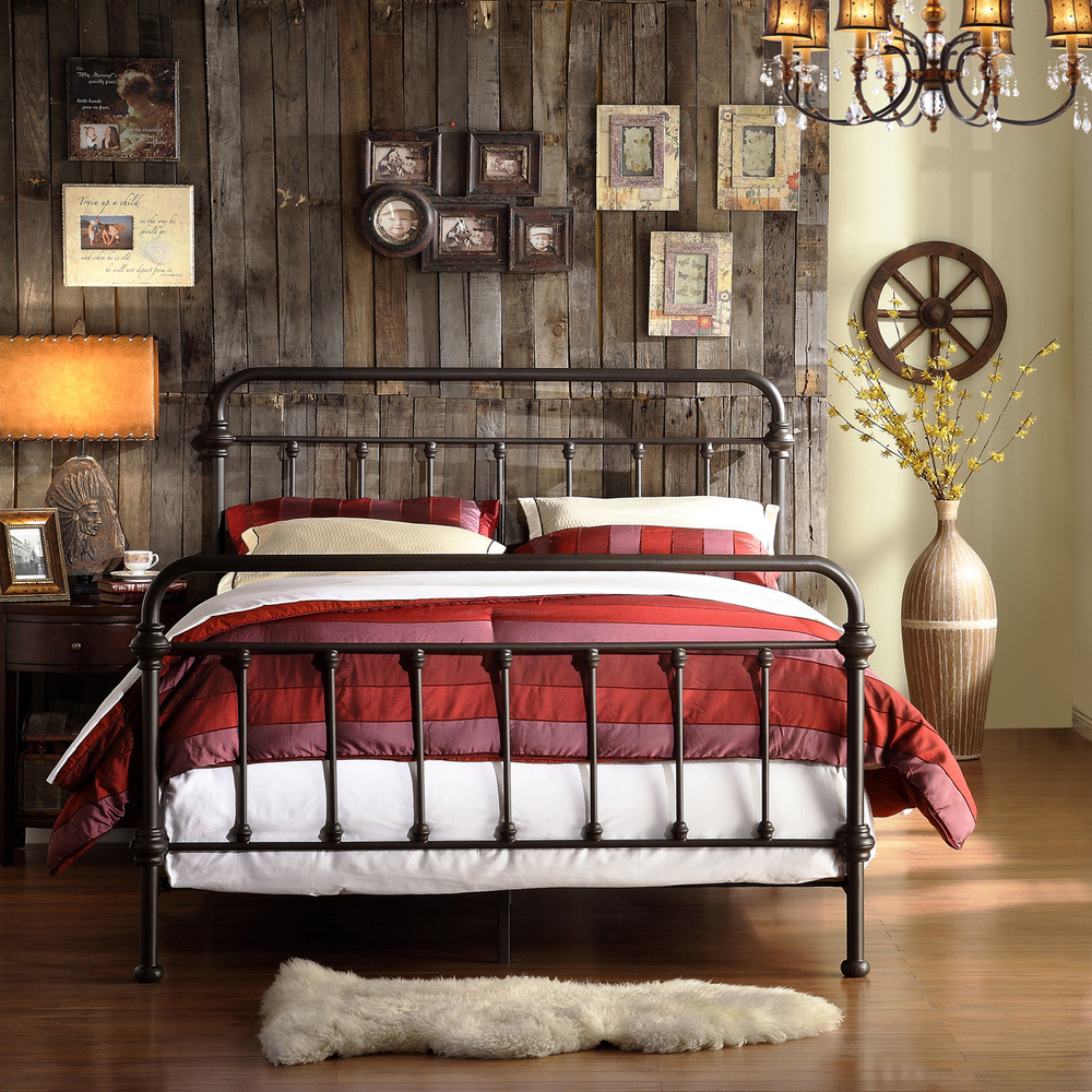 кованые кровати фото идеи