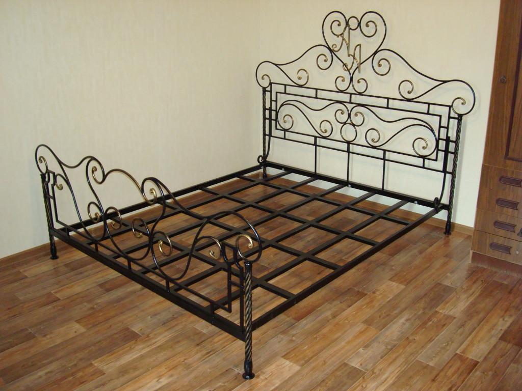 кованые кровати своими руками фото