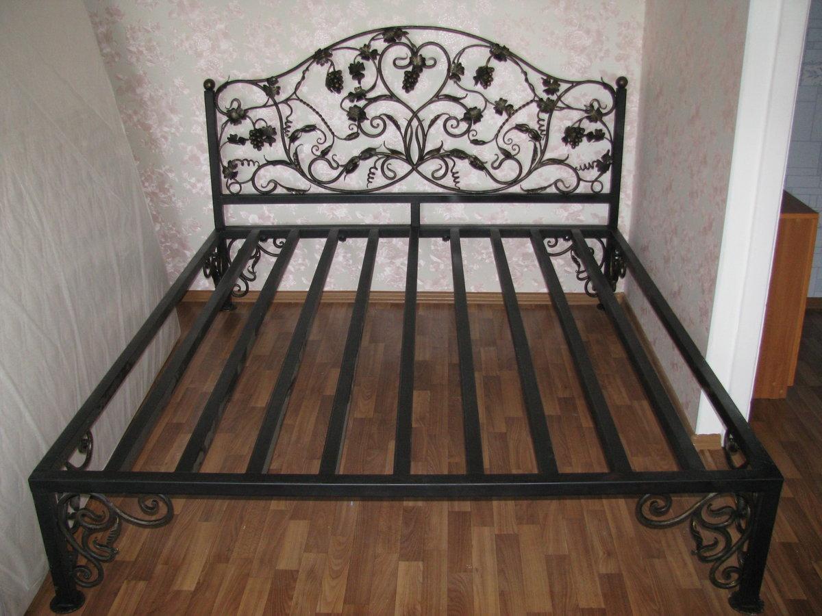 кованые кровати своими руками