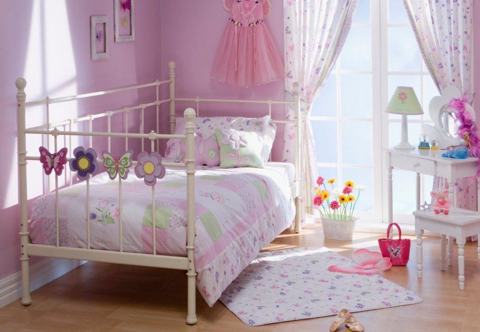 кованые кровати в детскую