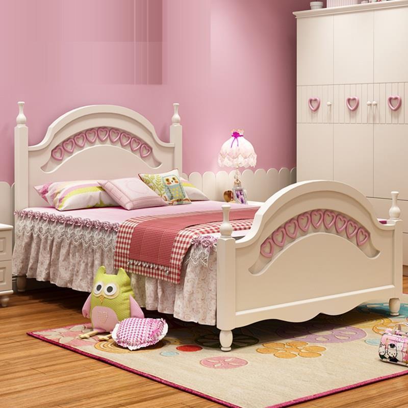 размер кровати для девочки