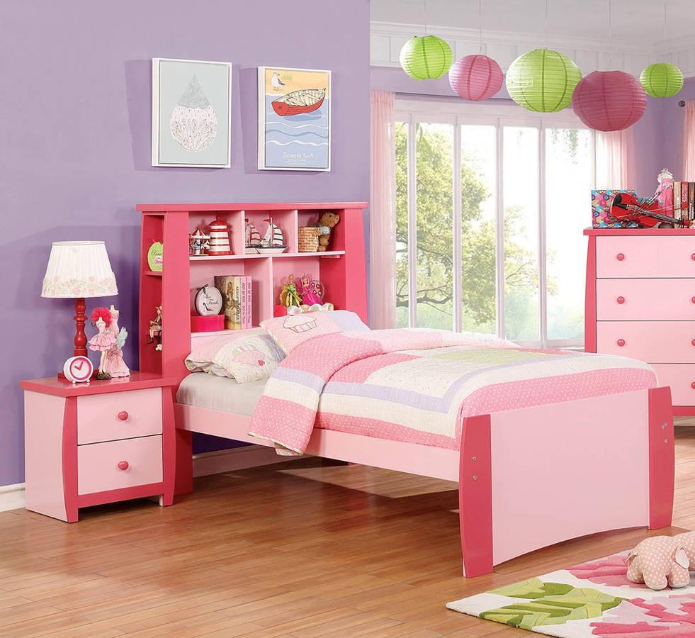 выбор кровати для девочки