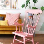 кресло качалка фото декор