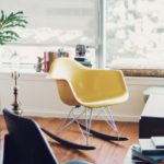 кресло качалка фото оформления