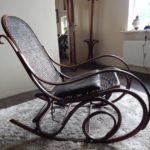 кресло качалка виды дизайна
