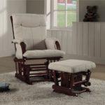 кресло качалка виды оформления