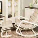 кресло качалка дизайн