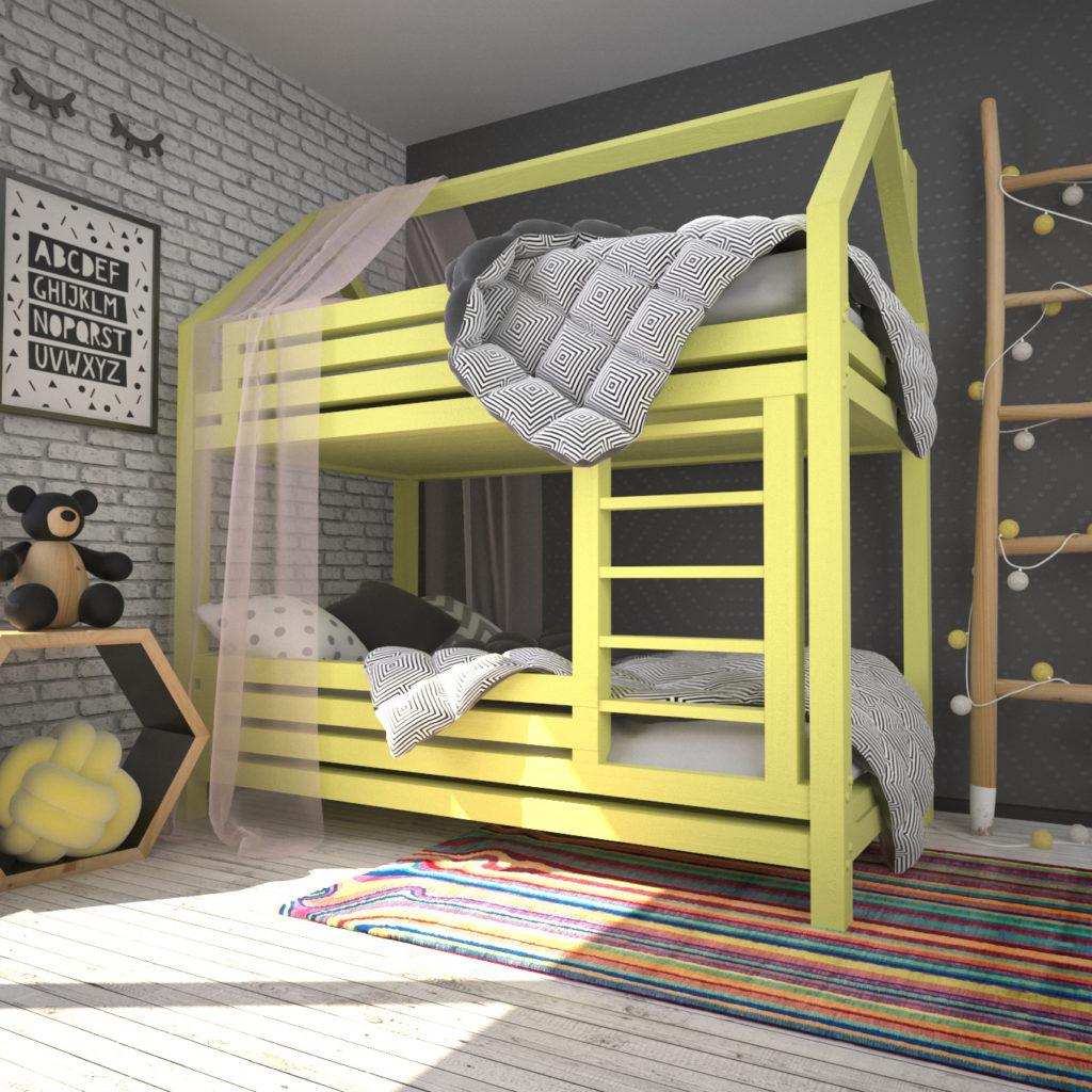 нестандартные кровати