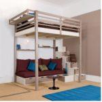 кровать чердак в детской идеи дизайн