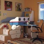 кровать чердак в детской идеи декор