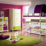 кровать чердак в детской идеи декора