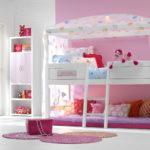 кровать чердак в детской оформление фото