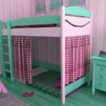кровать чердак в детской фото оформление