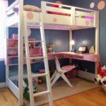 кровать чердак в детской фото оформления