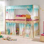 кровать чердак в детской идеи оформление