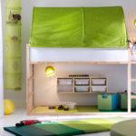 кровать чердак в детской виды