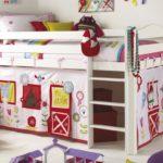 кровать чердак в детской виды оформления