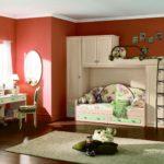 кровать чердак в детской фото дизайна
