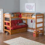 кровать чердак в детской дизайн идеи