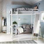 кровать-чердак в комнату