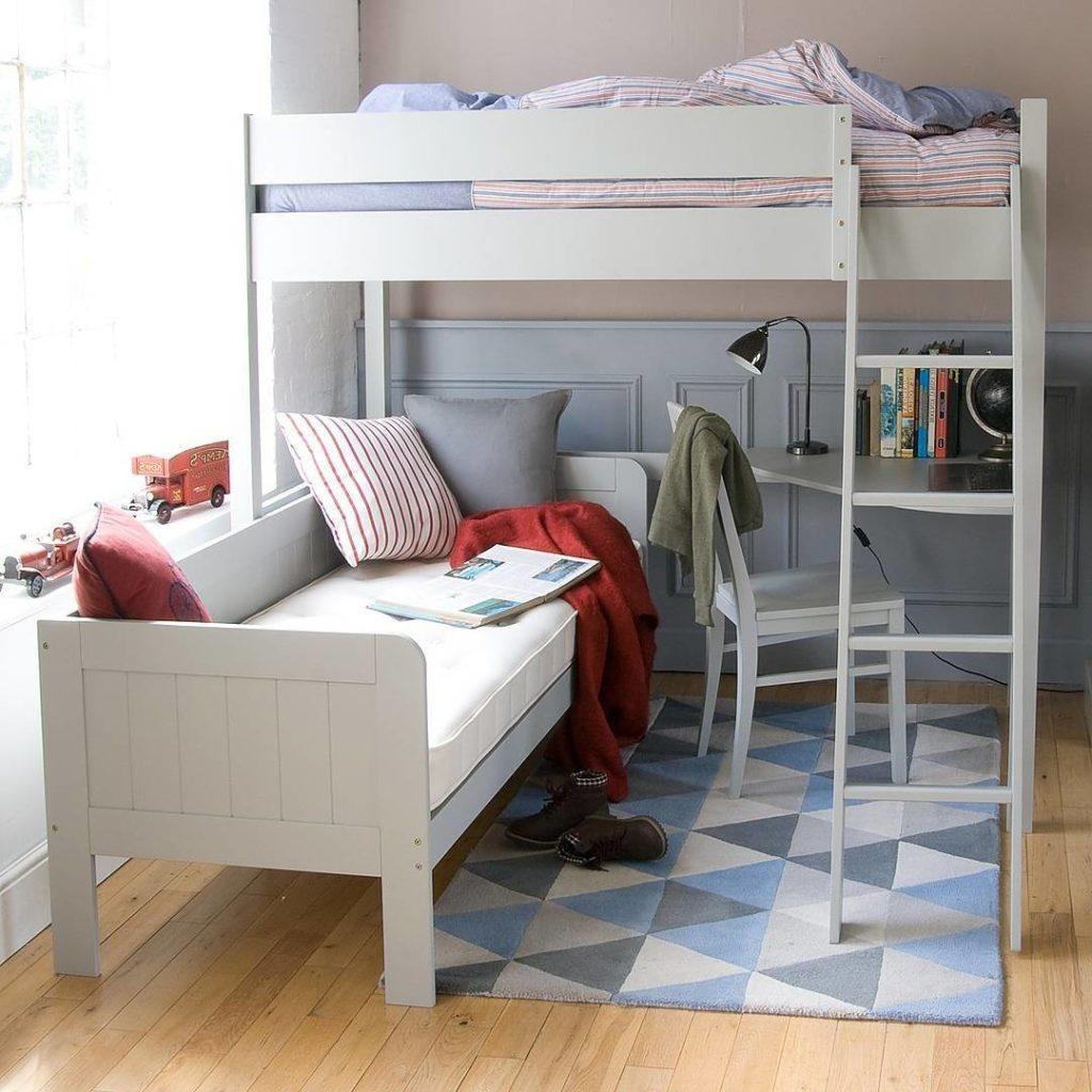 самая распространенная модель кровати