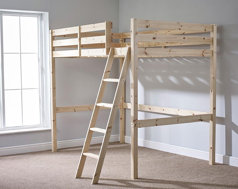 лестницы для кровати-чердака