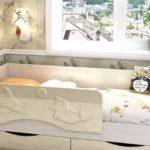 кровать дельфин детская идеи дизайн
