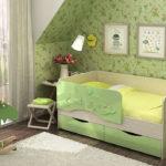 кровать дельфин детская фото декор