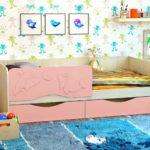 кровать дельфин детская фото декора