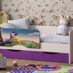 кровать дельфин детская декор идеи