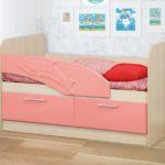 кровать дельфин детская фото интерьера