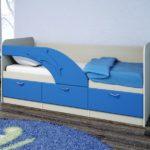 кровать дельфин детская идеи интерьера