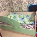 кровать дельфин детская оформление идеи