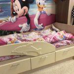 кровать дельфин детская идеи оформления