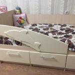 кровать дельфин детская варианты фото