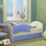 кровать дельфин детская идеи варианты