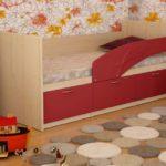 кровать дельфин детская идеи вариантов