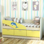 кровать дельфин детская идеи фото