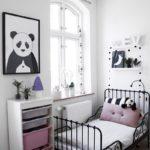 стильная кровать для девочки