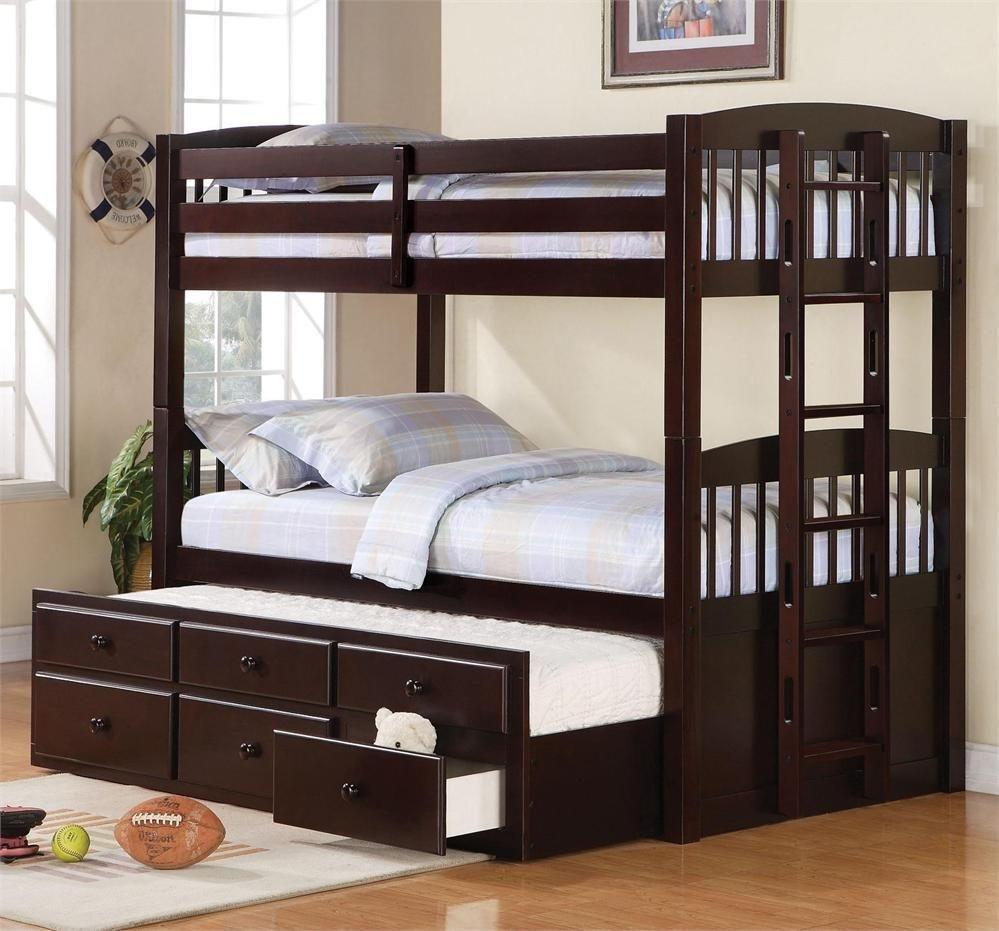 кровать для подростка двухъярусная