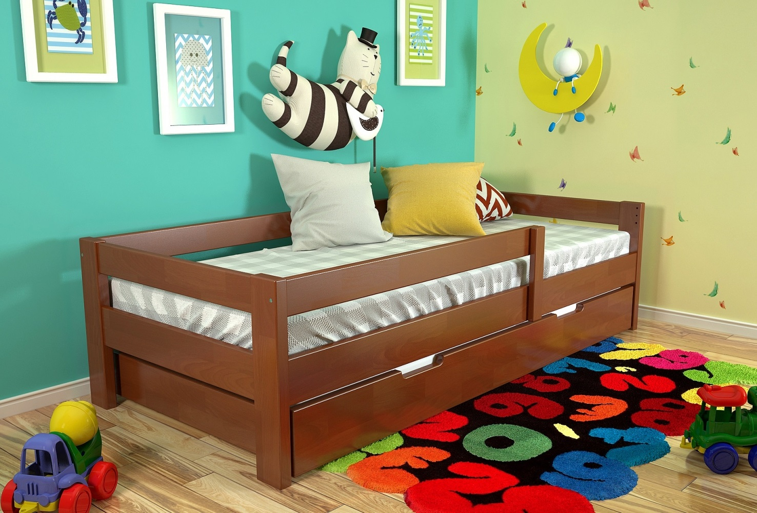 кровать для подростка требования