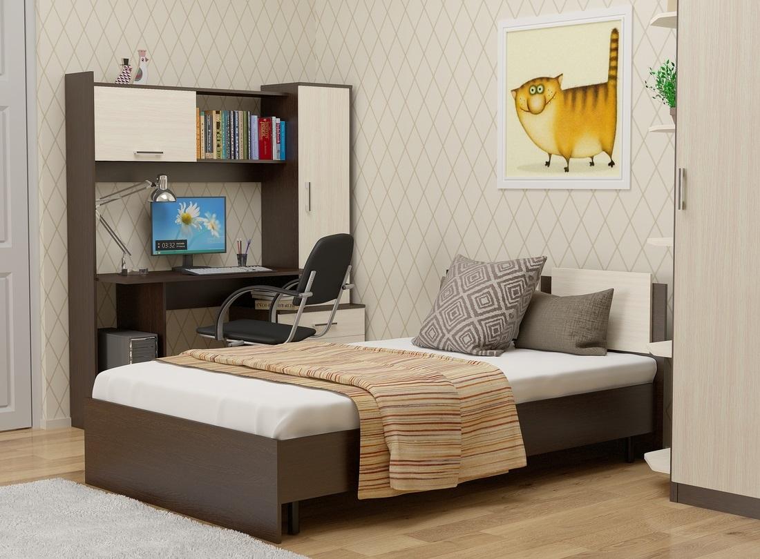 кровать для подростка классика