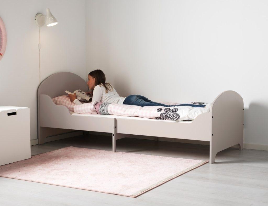 кровать для подростка матрас из поролона