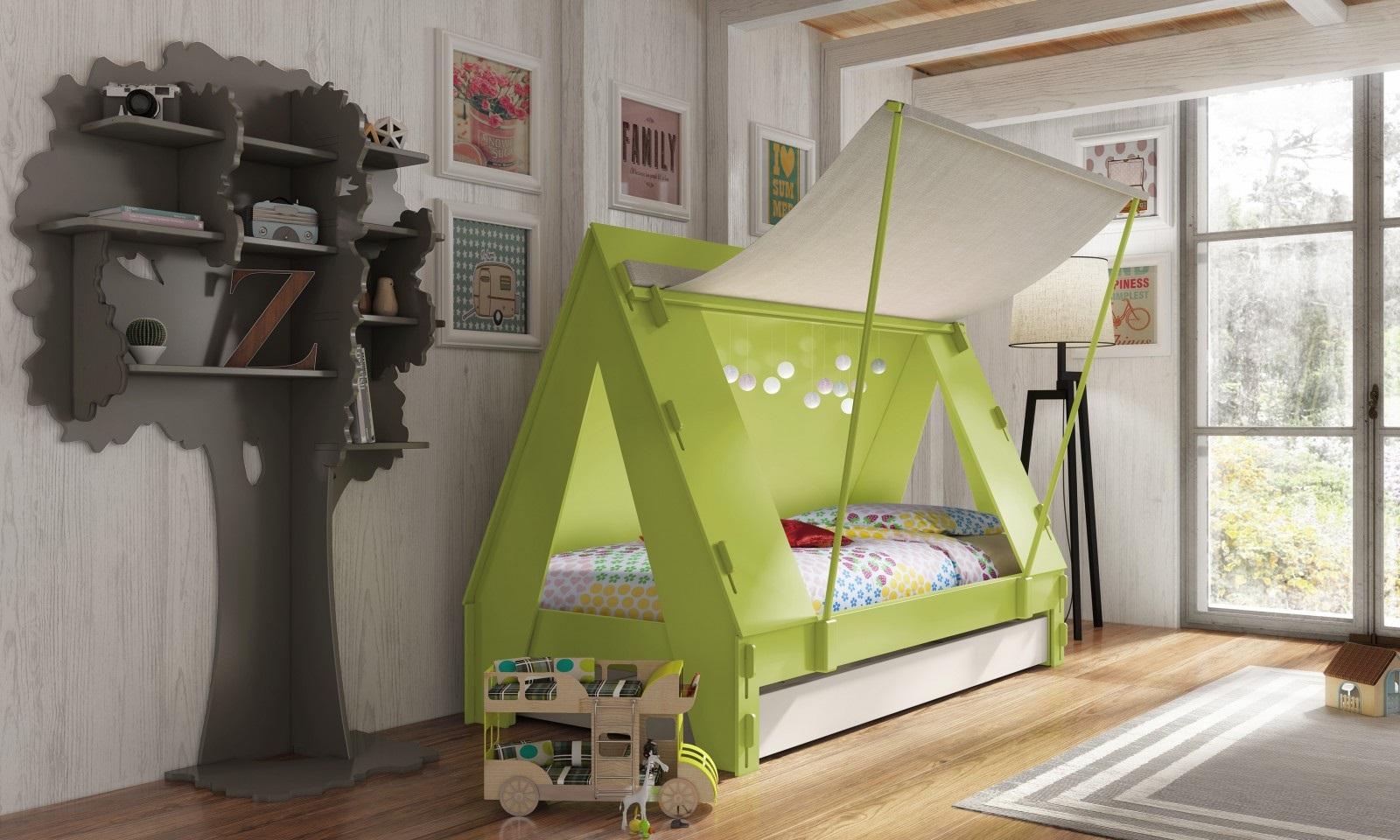 кровать-домик для детей качество