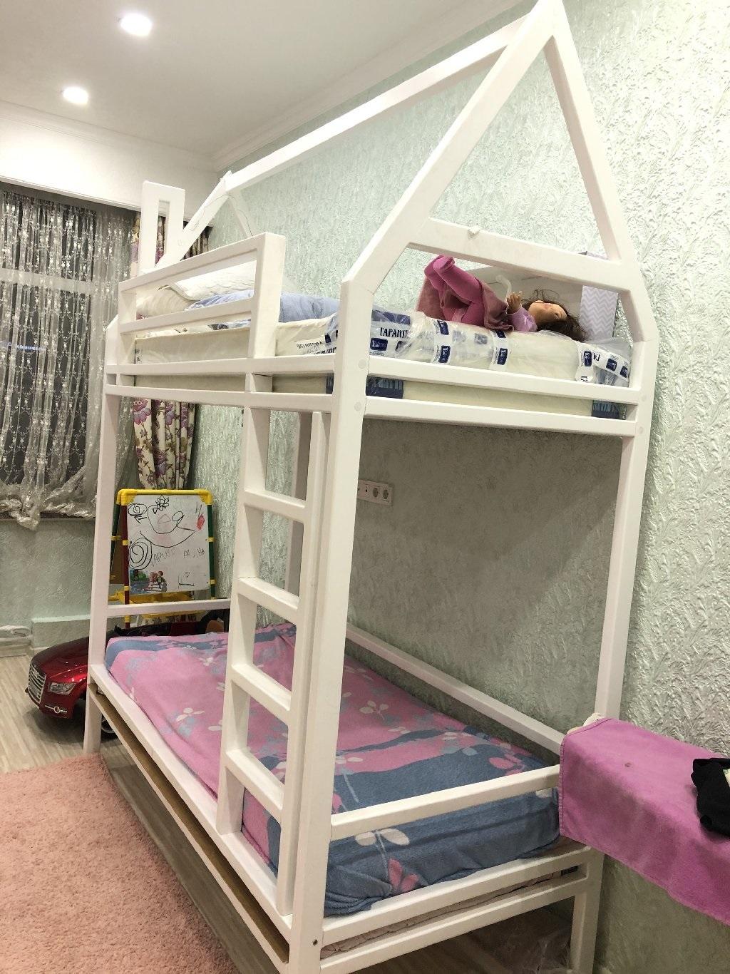 кровать-домик для детей производители