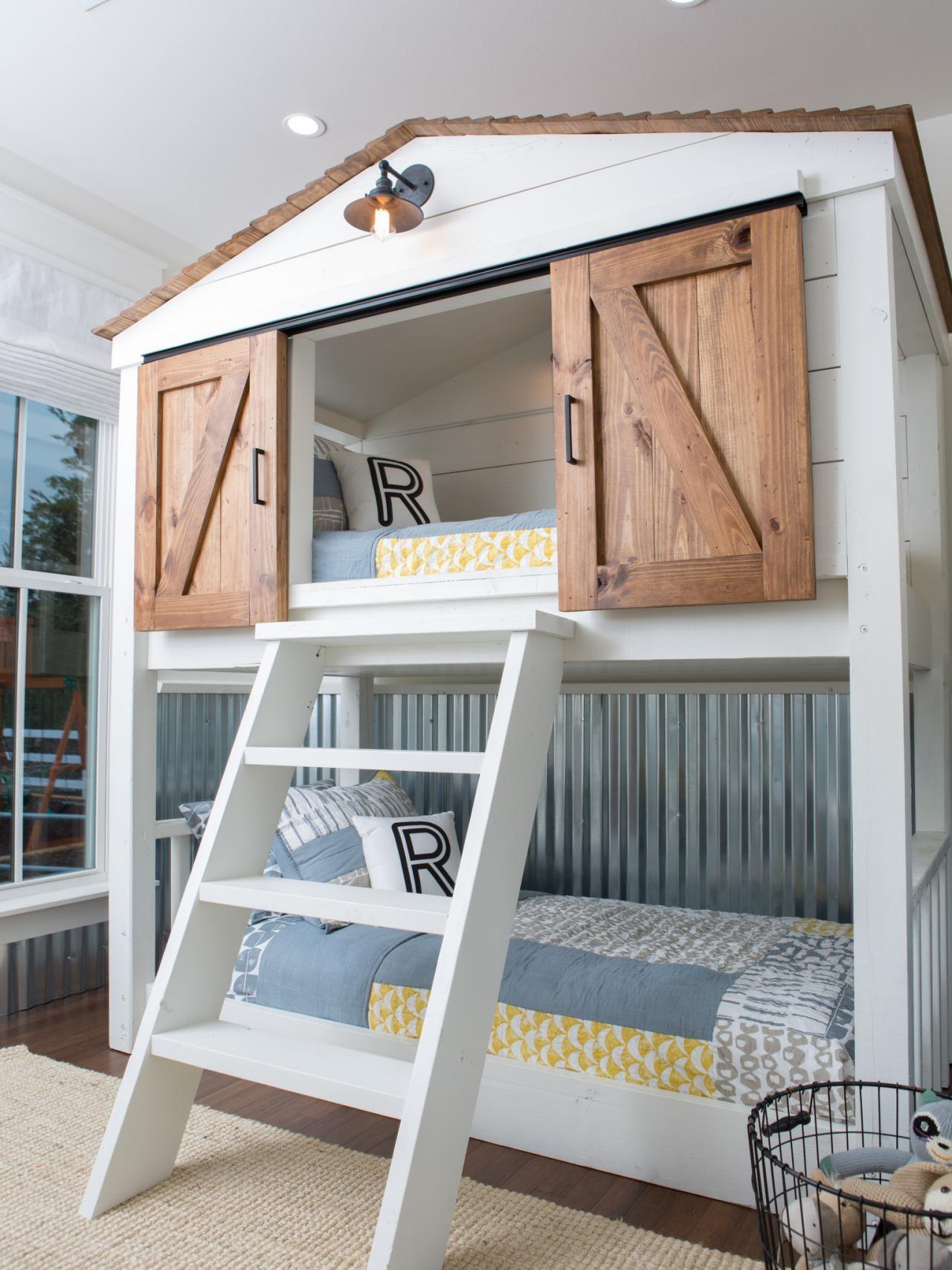 кровать-домик для детей бренды