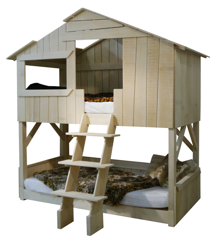 кровать-домик для детей плюсы