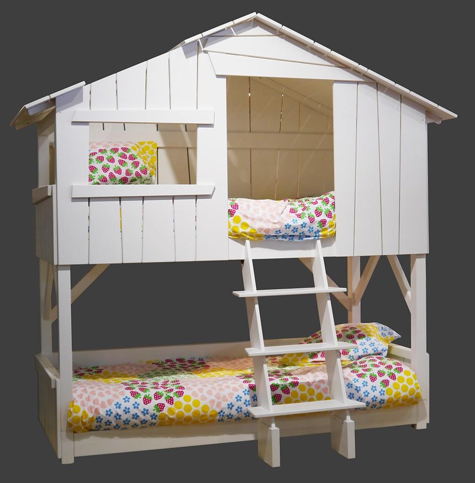 кровать-домик для детей минусы