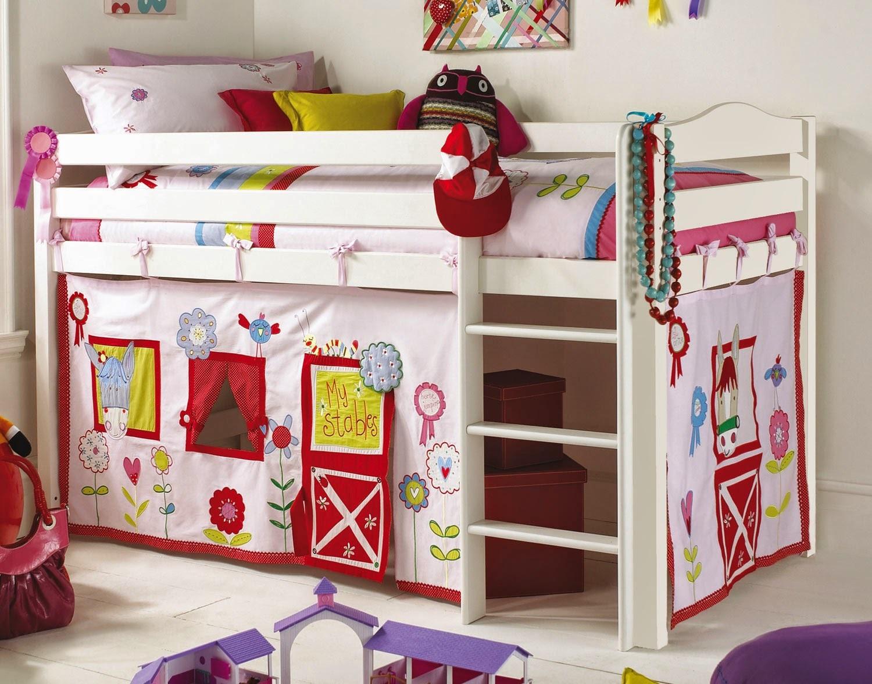 кровать-домик для детей с совой