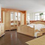 кровать из массива сосны обзор